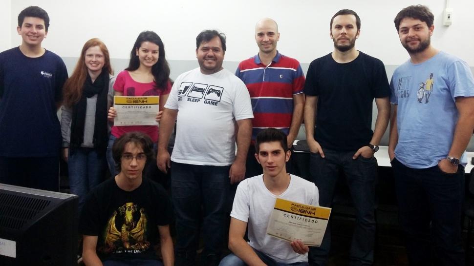 Chega ao fim a 3ª edição do Curso em Desenvolvimento Mobile Multiplataforma HTML 5