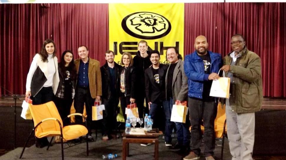 Congresso Internacional é promovido pela IENH