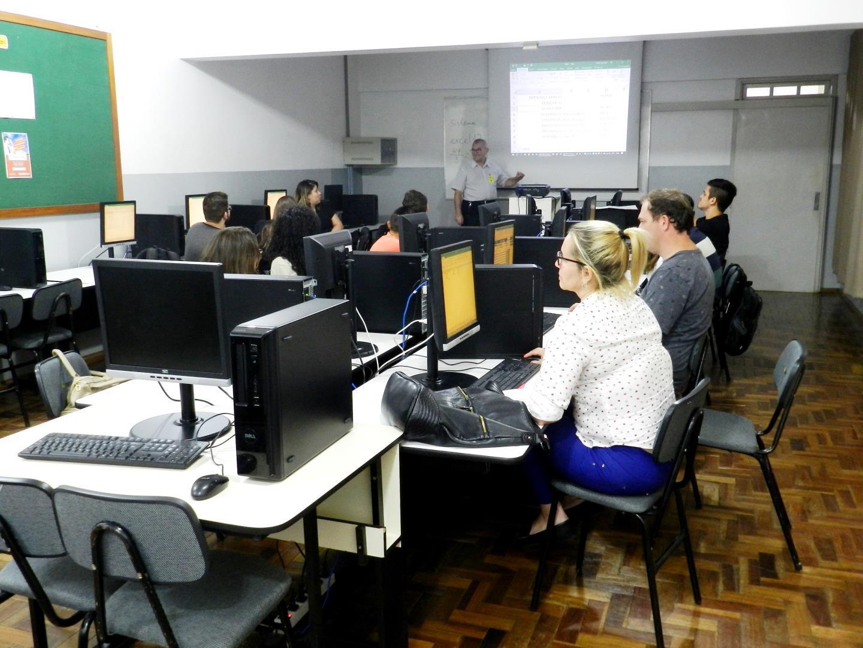 Curso de Extensão em Excel Intermediário inicia na IENH