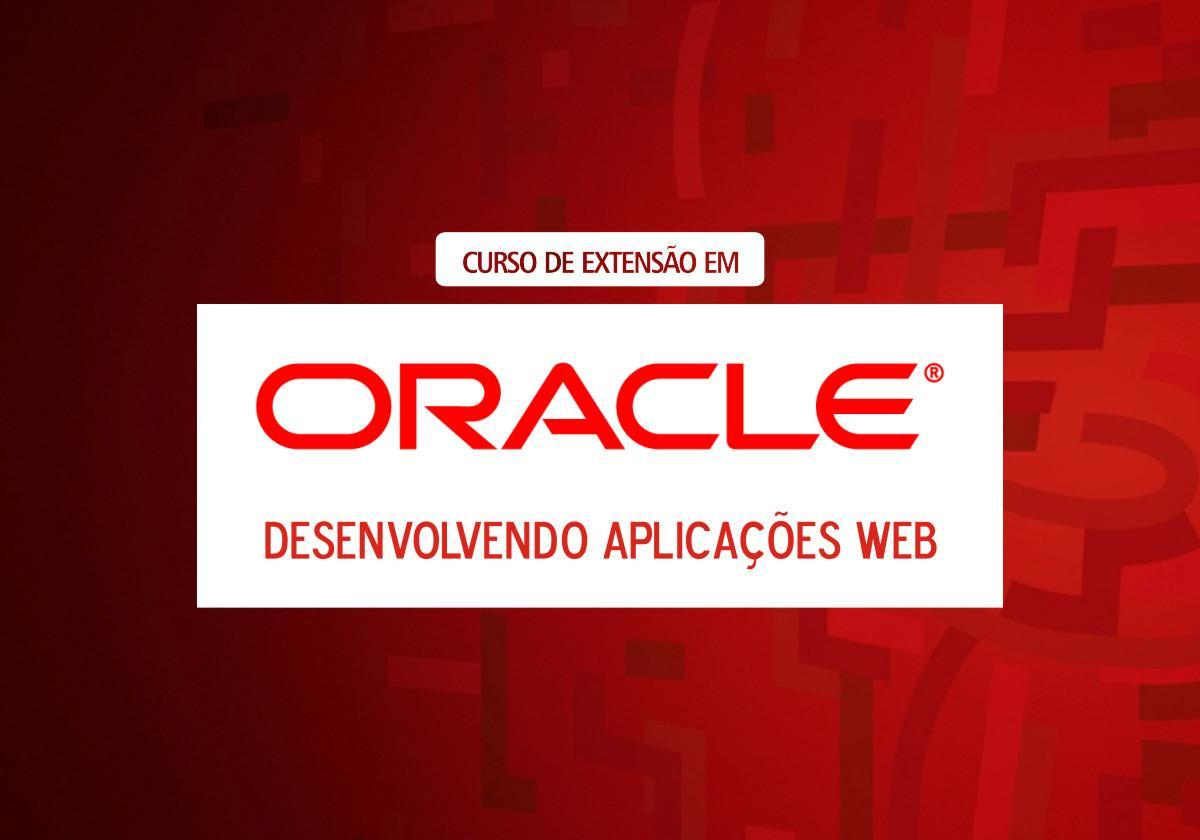 Curso de Extensão em Oracle com inscrições abertas na IENH