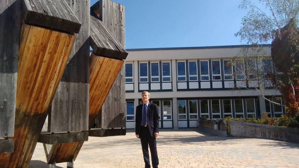 Diretor da IENH participa de Seminário na Alemanha