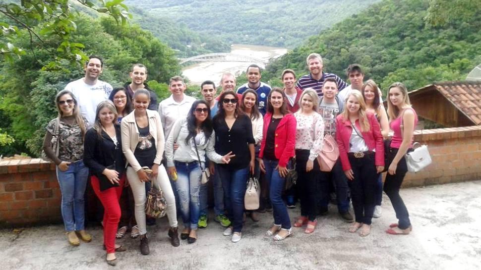 Estudantes da Unidade Igrejinha realizam Visita Técnica a Serra Gaúcha