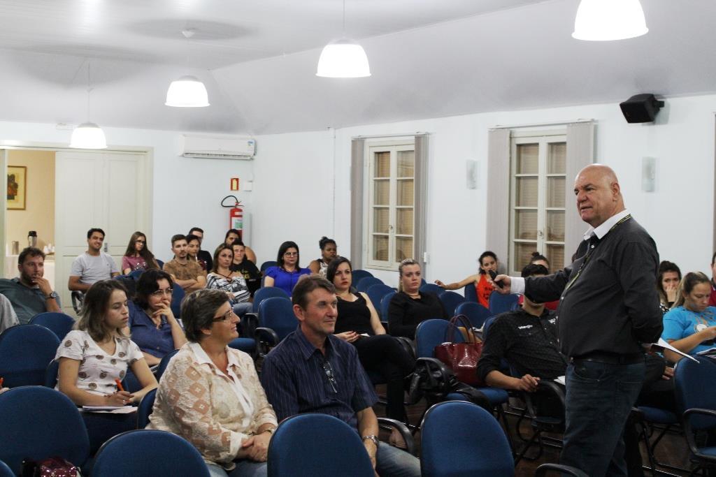 Evento gratuito sobre empreendedorismo acontece na IENH