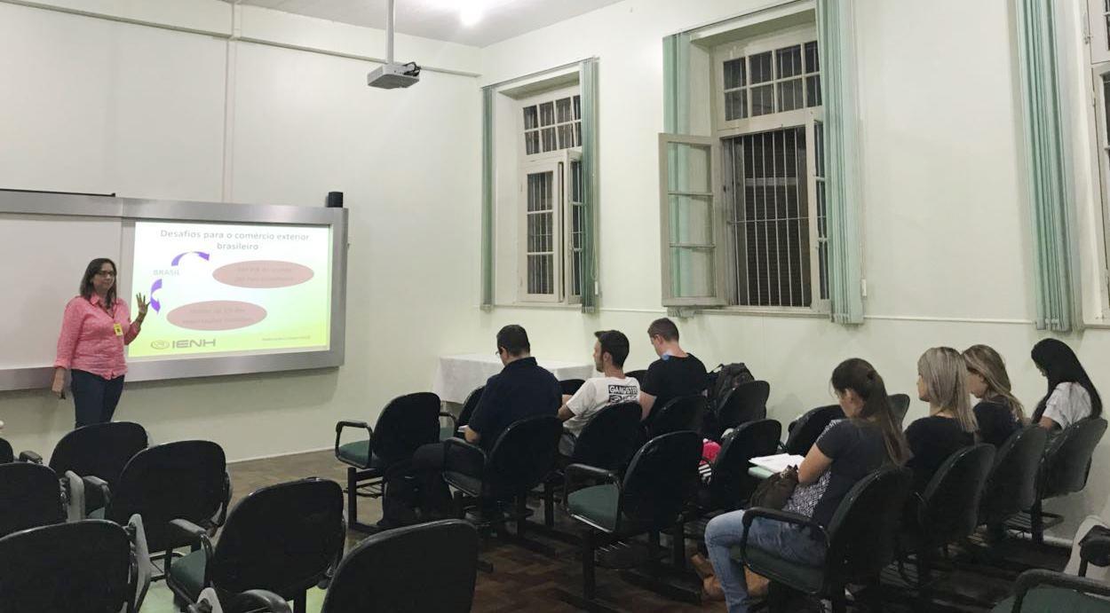 Evento gratuito sobre internacionalização de empresas na IENH