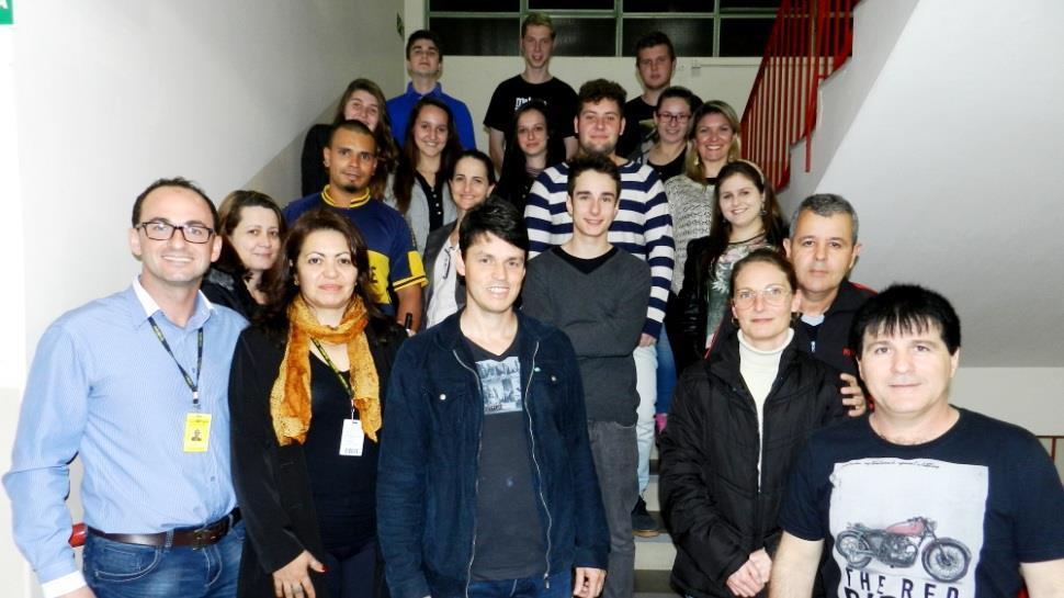 Grupo da IENH se prepara para o 25º Encontro Genexus em Montevidéu