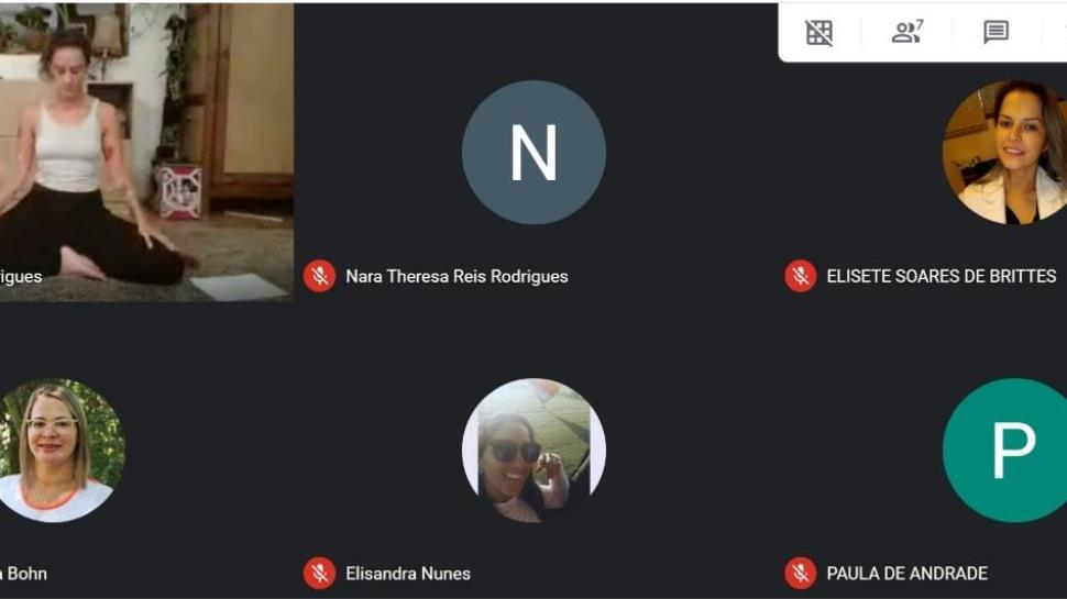 IENH inicia grupo on-line de Práticas de Mindfulness