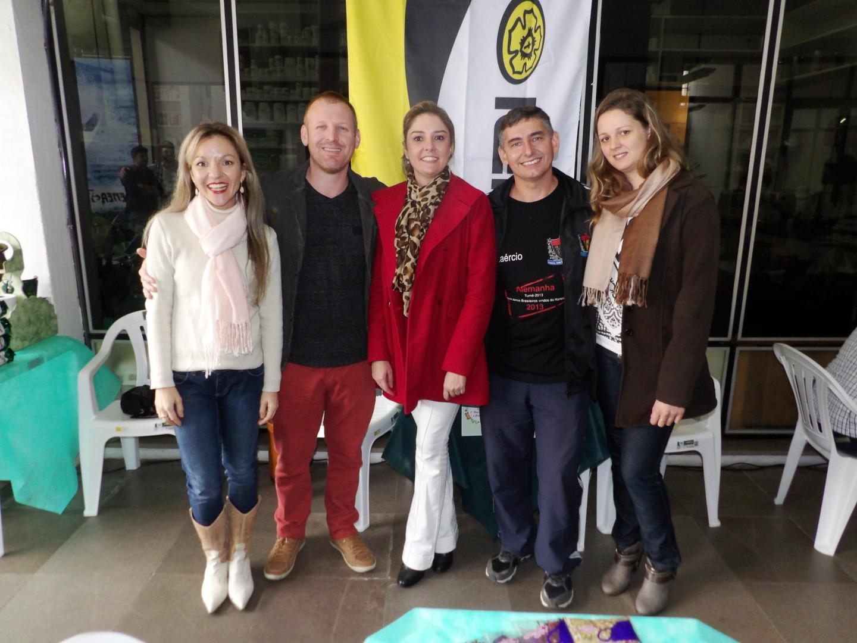 """IENH participa do """"1º Dia da Saúde e do Bem-Estar"""" de Igrejinha"""