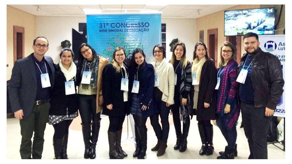 IENH participa do 31º Congresso da Rede Sinodal de Educação