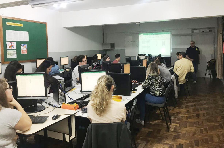 IENH promove Curso de Excel Intermediário