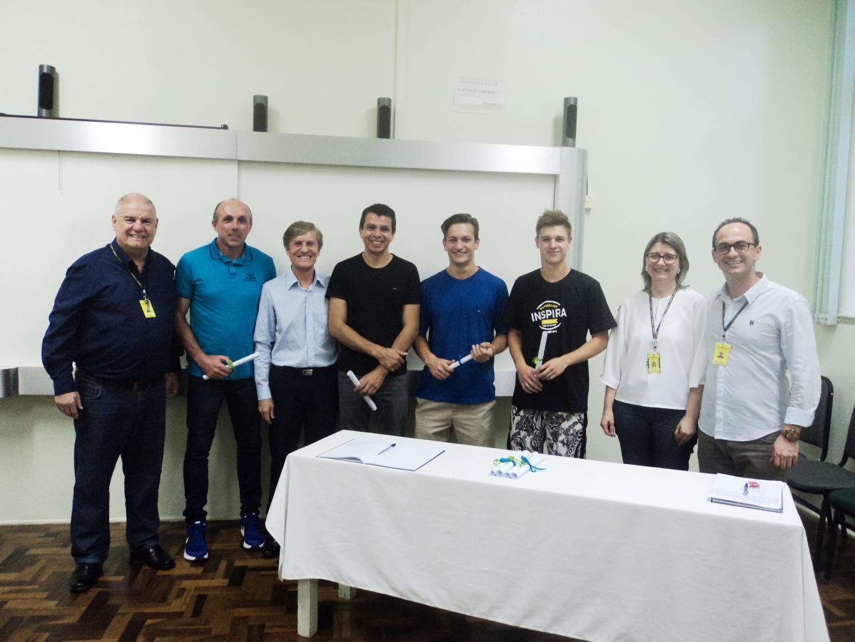 IENH realiza formatura de alunos da Especialização em Cadeia de Suprimentos