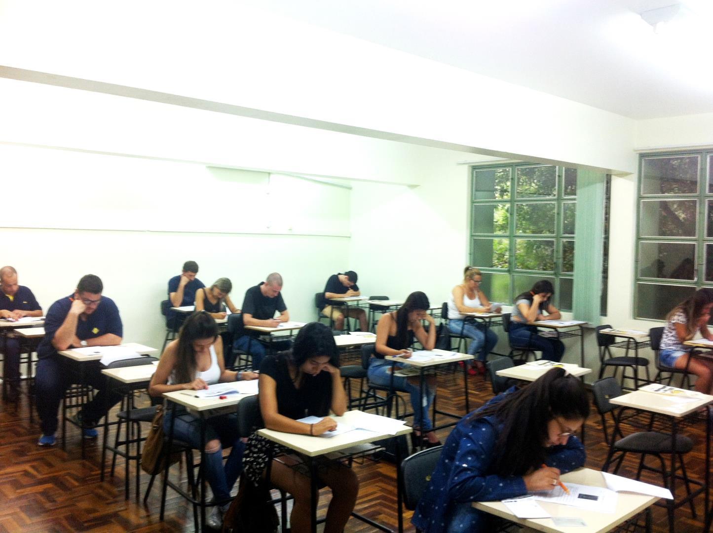 IENH realiza prova de seleção para Bolsas de Estudo dos Cursos Técnicos