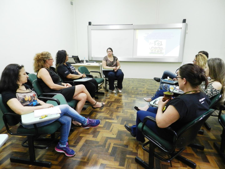 Integrantes da CIPA da IENH participam de capacitação