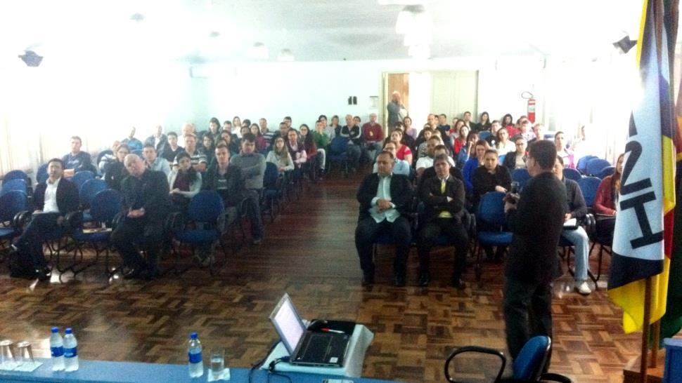 Logística Internacional é tema de aula aberta na IENH