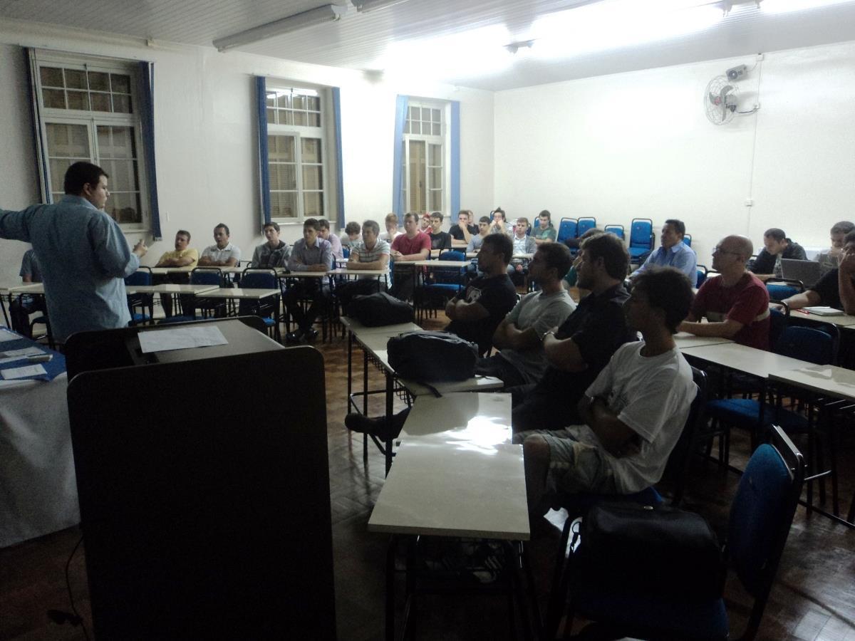 Palestra gratuita sobre Metodologia Ágil de Gerenciamento de Projetos