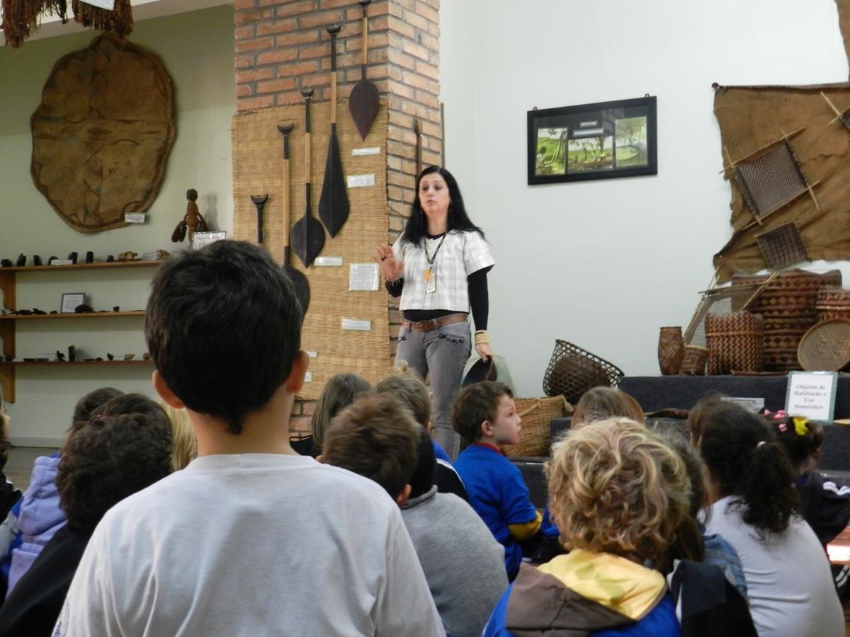 Museu do Índio Tükuna recebe visitantes
