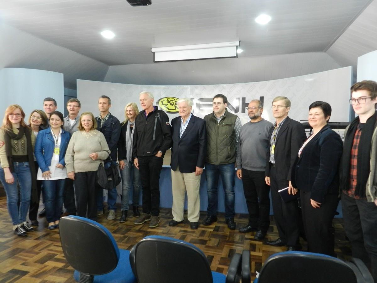 Empresa Internacional realiza doação para Projeto Social da IENH