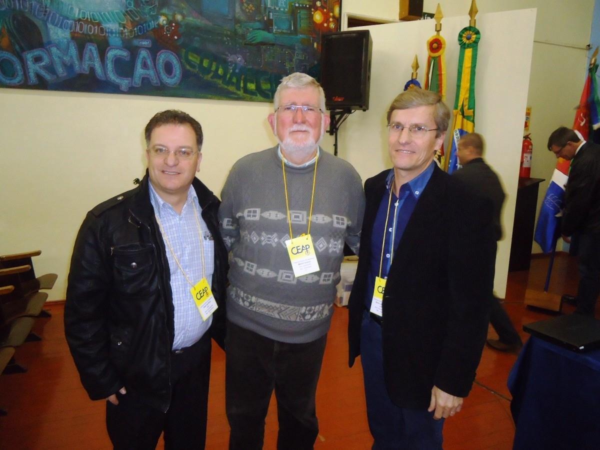 IENH participa de Seminário de Diretores e Representantes de Mantenedoras da Rede Sinodal