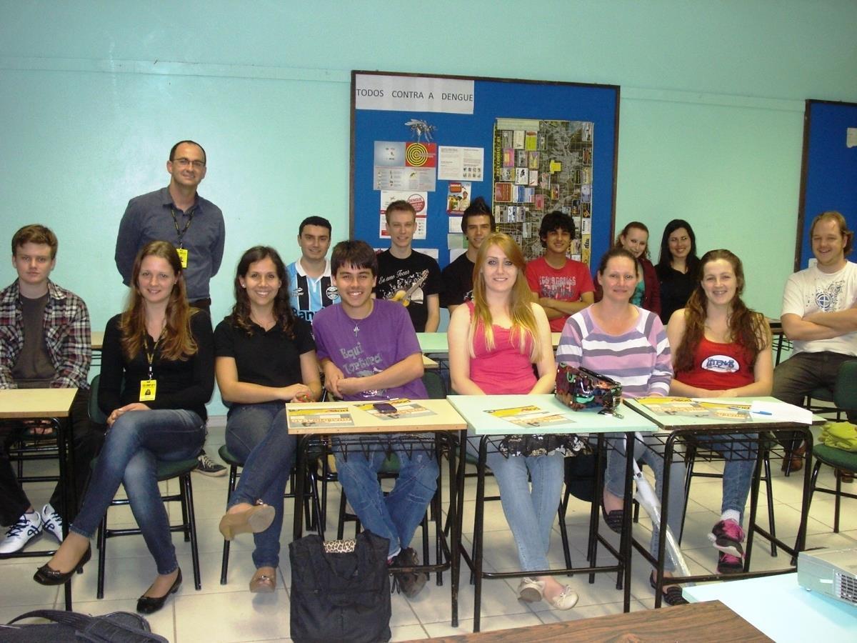 Estudantes dos Cursos Técnicos da Unidade Igrejinha se preparam para Formatura