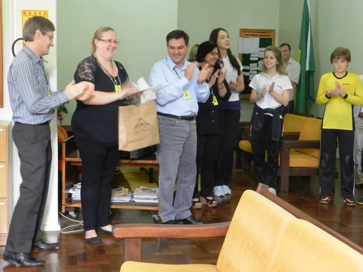 Homenagens marcam o Dia do Diretor Escolar