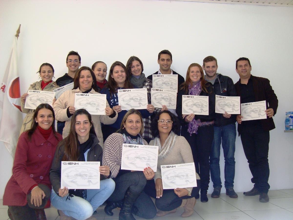 IENH Idiomas promove Curso de LIBRAS em Osório