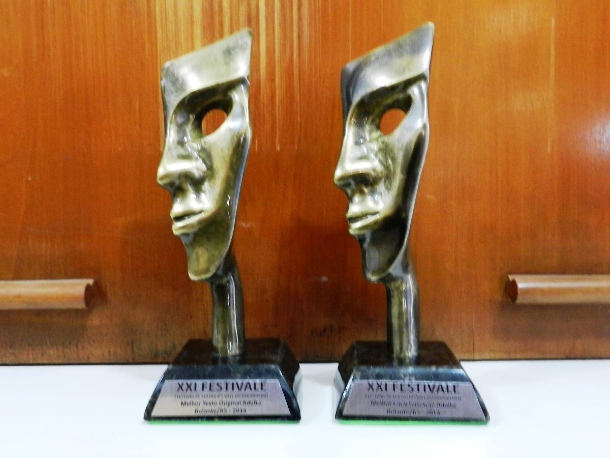 Grupo de Teatro Não temos Nome Ainda é premiado no FESTIVALE