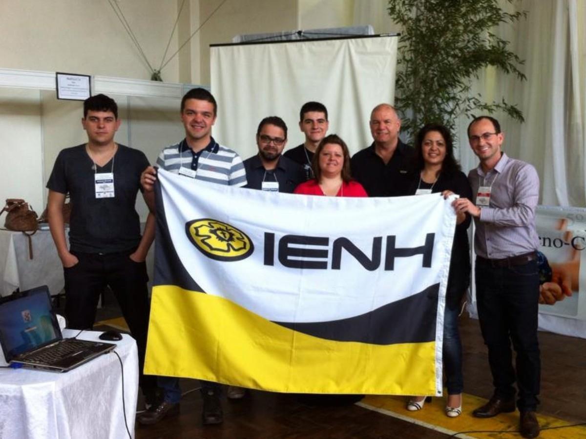 IENH no 5º Fórum de Iniciação Técnico-Científica da Rede Sinodal