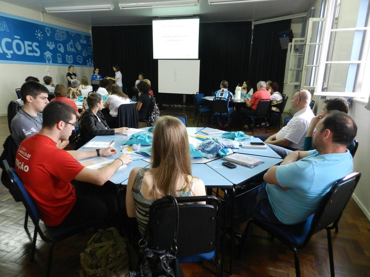 Curso de Gestores Ambientais Comunitários acontece na IENH