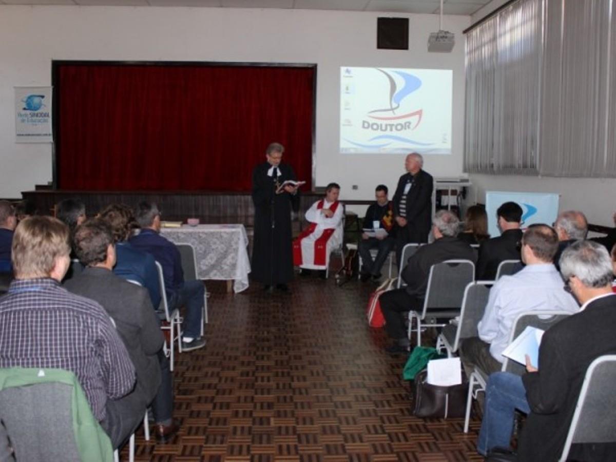 IENH participa do 15º Seminário de Diretores e Representantes de Mantenedoras Rede Sinodal
