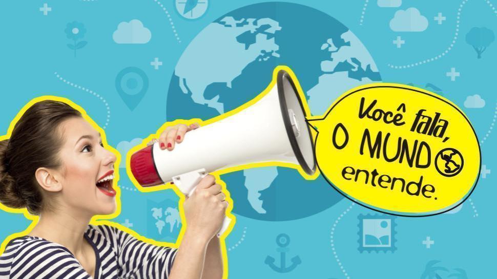 Oportunidades de falar Alemão, Espanhol ou Inglês na IENH Idiomas