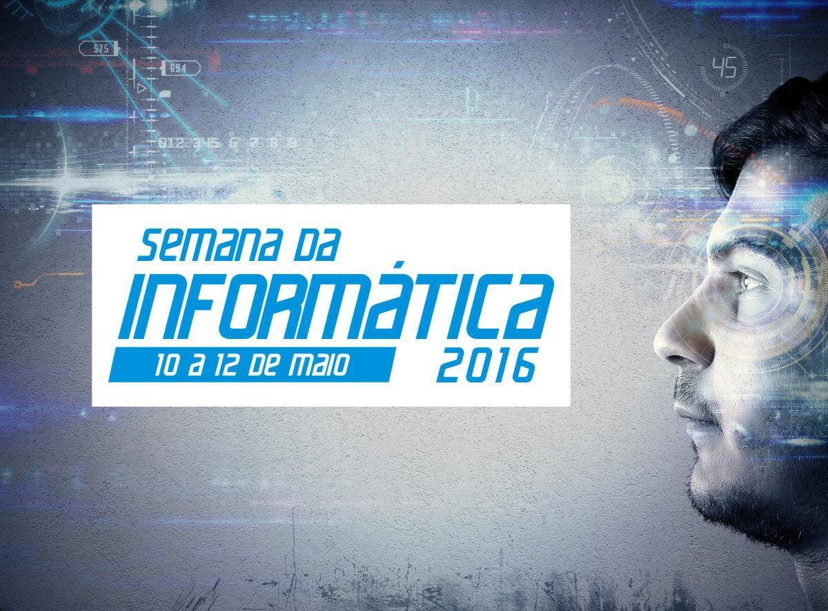 Semana da Informática com inscrições abertas para eventos gratuitos