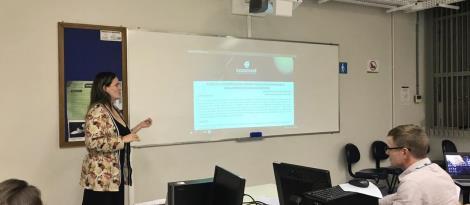 Acadêmicas da Faculdade IENH participam do Inovamundi