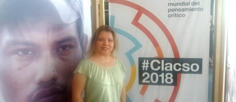 Coordenadora do Curso Técnico em Administração participa de evento latinoamericano