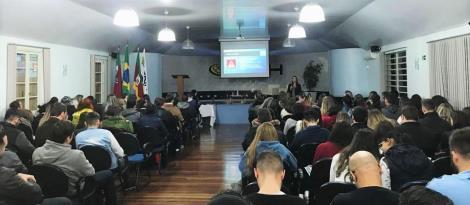 Dia do Estudante é comemorado com palestra na Faculdade IENH