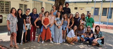 Encontros da Especialização em Educação Bilíngue e Cognição são retomados em Porto Alegre