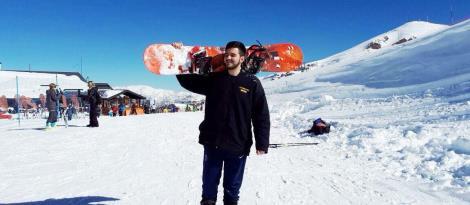Entrevista com Matheus Bernardes - Aluno do Curso Técnico da IENH fala sobre o intercâmbio no Chile