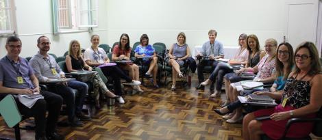Equipe Diretiva da IENH inicia ano com Reunião de Planejamento