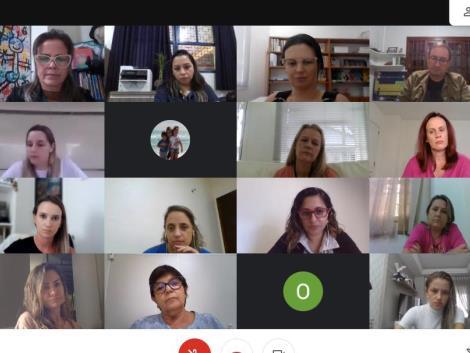 Equipe pedagógica da IENH participa do Encontro de Equipes Pedagógicas da Rede Sinodal
