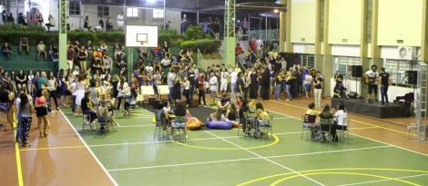 Evento especial na abertura do semestre letivo dos Cursos Técnicos e Faculdade IENH