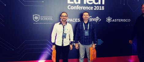 IENH participa do EdTech Conference 2018