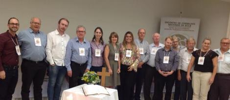 IENH participa do Encontro de Conselhos Nacionais da IECLB