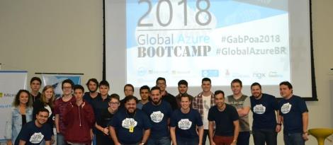 IENH participa do Global Azure Bootcamp 2018