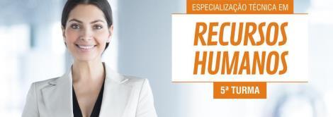IENH promove Especialização Técnica em Recursos Humanos