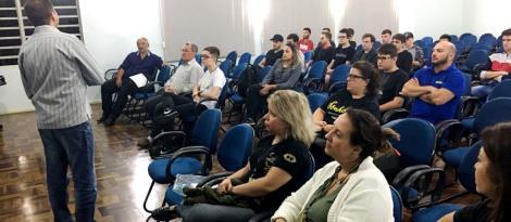 IENH realiza reunião de preparação para viagem ao 28º Encontro Genexus – GX28 de Montevidéu