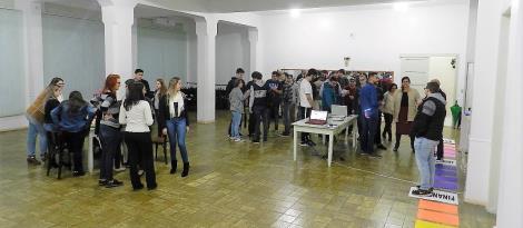 Jogos Interdisciplinares são criados por acadêmicos de Administração da Faculdade IENH