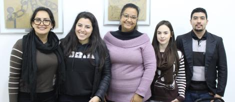 Lideranças estudantis da Fundação Evangélica planejam projetos conjuntos