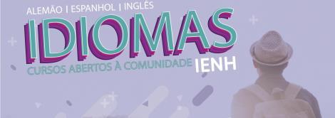 Matrículas seguem abertas na IENH Idiomas