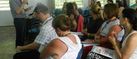 Inicia o Seminário Pedagógico da Educação Básica da IENH