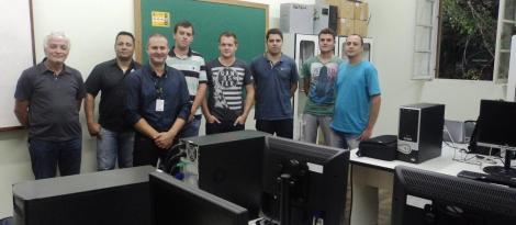 Alunos iniciam o semestre com a Disciplina de Segurança em Tecnologia da Informação