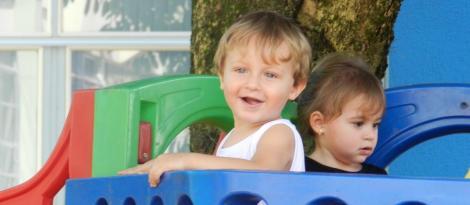 Período de adaptação na Educação Infantil da IENH
