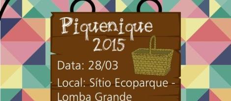 Piquenique 2015 da Unidade Pindorama